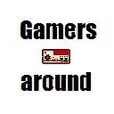 Gamers around