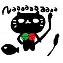 花恋オーナーの黒猫café