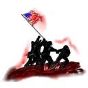 PS4 クラン 親父達の星条旗