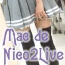 江戸徒然配信【Mac de Nico2Live】