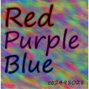 RedPurpleBlue