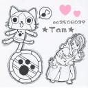 -Tamの★日日是好日★U・ω・)ノwan!!
