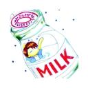 ミルクが行く