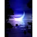 月は影らず...song room ...海闇月影
