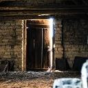 ...in the attic