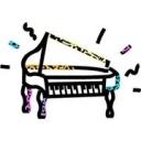ピアノが弾けますように