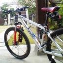 田舎で自転車どこまでも