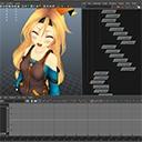 3Dキャラアニメーション