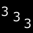 しゃべくらない333