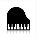 ピアノを独学でがんばる