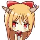 syamu_game -アホ顔ダブルピース
