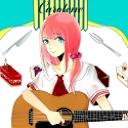 ギターとお菓子と時々乙女*゜