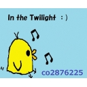 In the Twilight :)