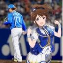 日本ハムファイターズ放送局時々アイドルマスターゲーム配信
