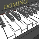 ピアノ練習[Domino]
