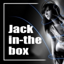 Jack-in-the-box♪
