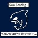 [Now Loading...][外部記憶領域が利用できません]