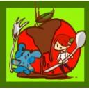 ちょこトりんご