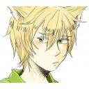 まったりのんびりな狐。