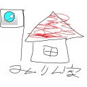 ミリのお家