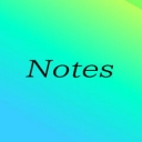 「Notes」