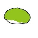 世界樹のずんだ餅畑