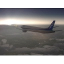 フライトシミュレータで飛ぶ空の世界