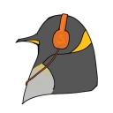ゆったりクオリティのペンギン