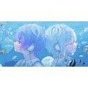 群青色の森