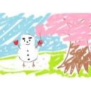 雪桜 喫煙所