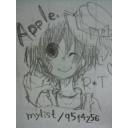 りんごんり。