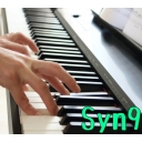Syn9's piano♫