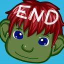 ENDのゲーム放送