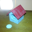 すずめの小さな巣箱