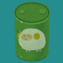 ひつじの缶詰