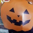 くりぬいたかぼちゃ