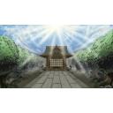 ❀·°夜桜神社❀·°