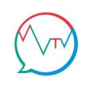 バーチャルばらえてぃーびぃ【VVTV】 (名無しのアデリーペンギン) Logo