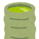 緑茶配布場