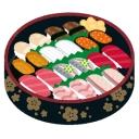 テトラさんの金で寿司を喰う会