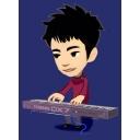 マツケン先生(マツケん)の鍵盤演奏等