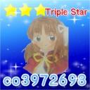 ★★★Triple Star