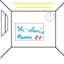 yu-chan's room!!
