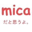 micaのコミュ!と思うよ。