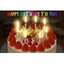 誕生日 -(=゚ω゚)ノ 誕生日を全力で祝うコミュ