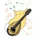 マンドリンは伊太利の民族楽器ヴェす♪