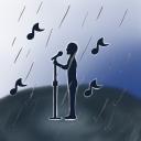 【黒雨】アコギで弾き語りとかソロギターとか・・・