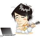 B'z のギター