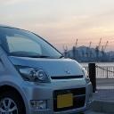 京都から適当に車載