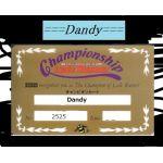 Dandyさん